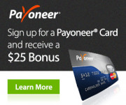 How to make Payoneer Account in India & Pakistan Get Free Master Card and Earn $25