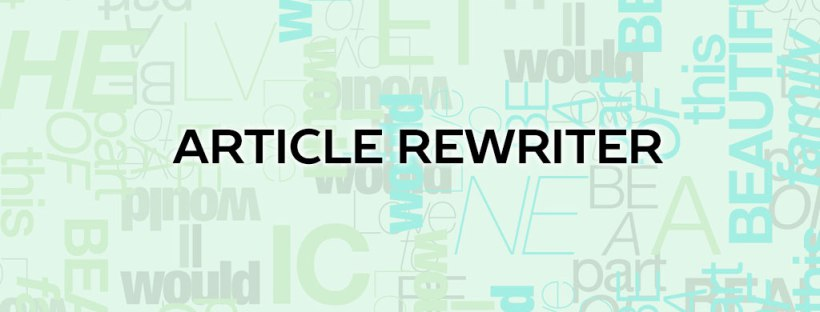 article rewriter, free article rewriter, professional article rewriter, article spinner