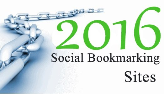 Dofollow social bookmarking sites list 2016