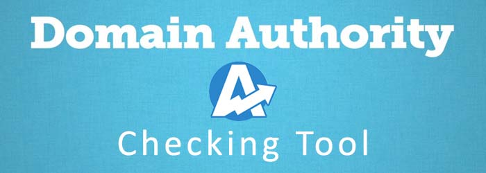 domain authority checker, da checker
